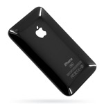 Задняя крышка Apple IPhone 3G 8GB Black - High Copy